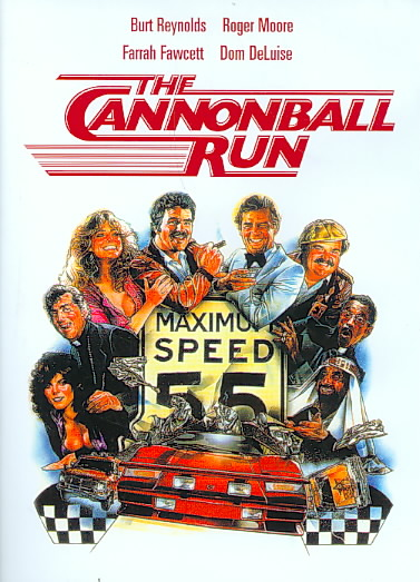 CANNONBALL RUN BY REYNOLDS,BURT (DVD)